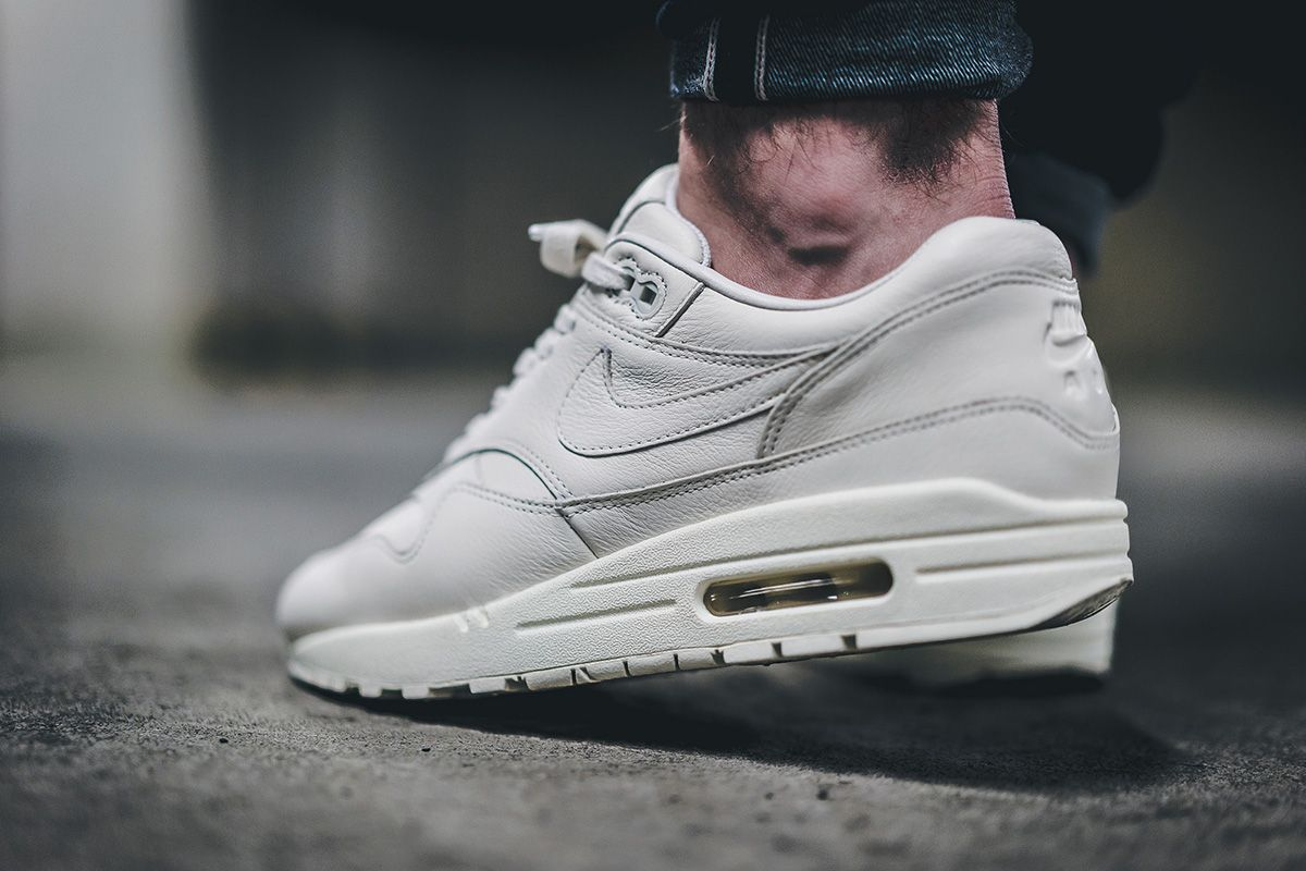 On Foot: Nike Air Max 1 Pinnacle February 2017 Collection