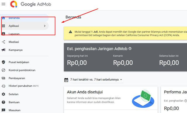 How To Install Admob App Ads Txt On Blogger App Installation Website Details