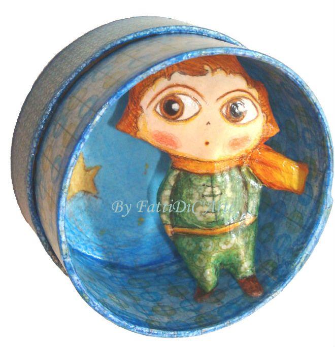 Bolledicarta - Il Piccolo Principe