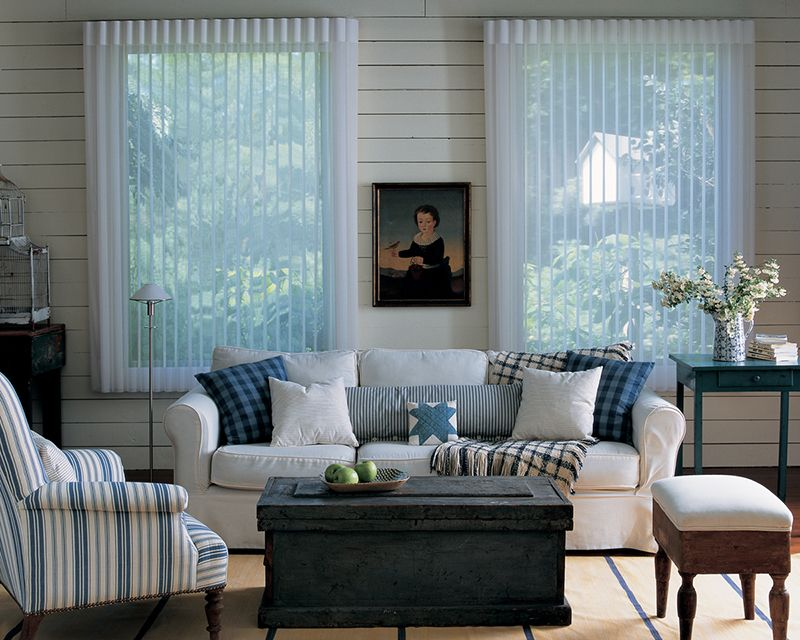 Sheer genius designed in the US, Luminette® Privacy Sheers offer ...
