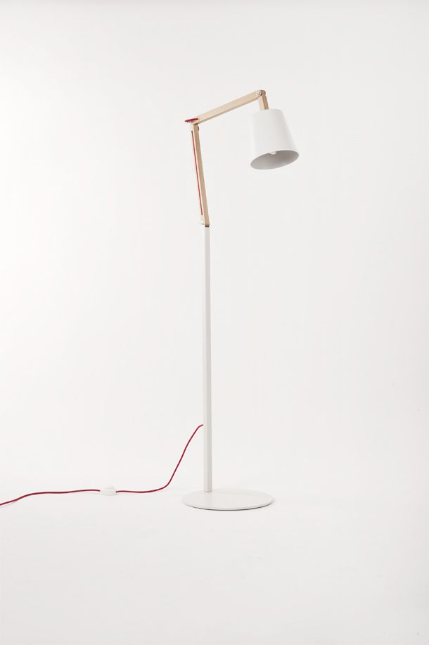 Fancy new zealand design blog awesome design from nz and around angle floor lamp ver by workroom mozeypictures Image collections