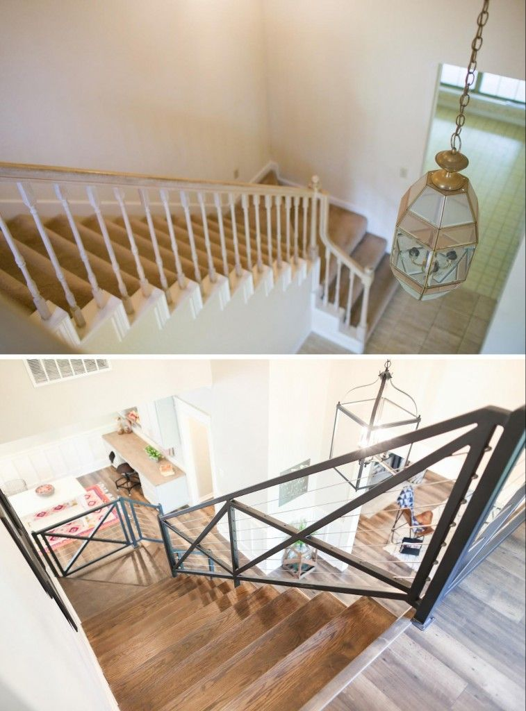 Fixer Upper. Light Paint ColorsOpen StaircaseChip GainesIron ...