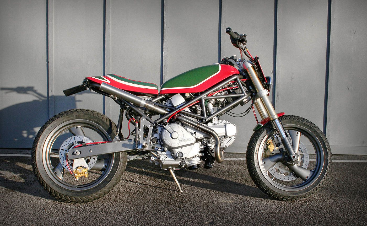 Foundry Ducati Tracker 8