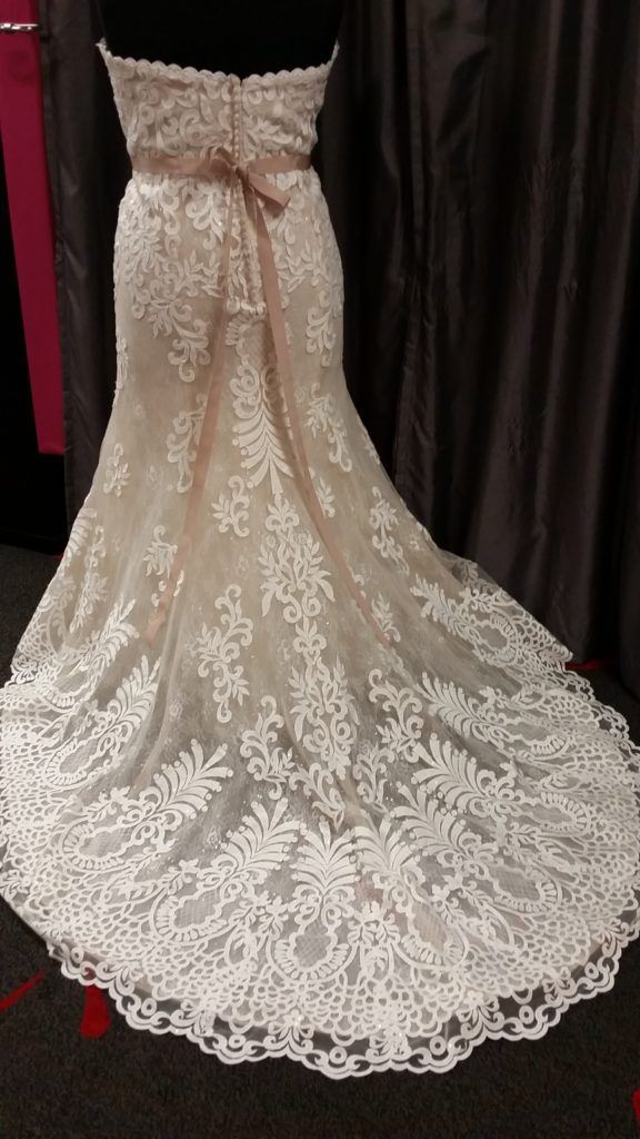 We Are So Excited For The Fall Wedding Shopping Season To Begin And Both Our Long BeachCA Tempe Locations Getting In New Plus Size Fitted Lace