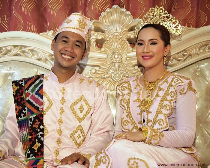 Love Mindanao Tawi S Muslim Royal Wedding Sacred Sealed Under The Moon