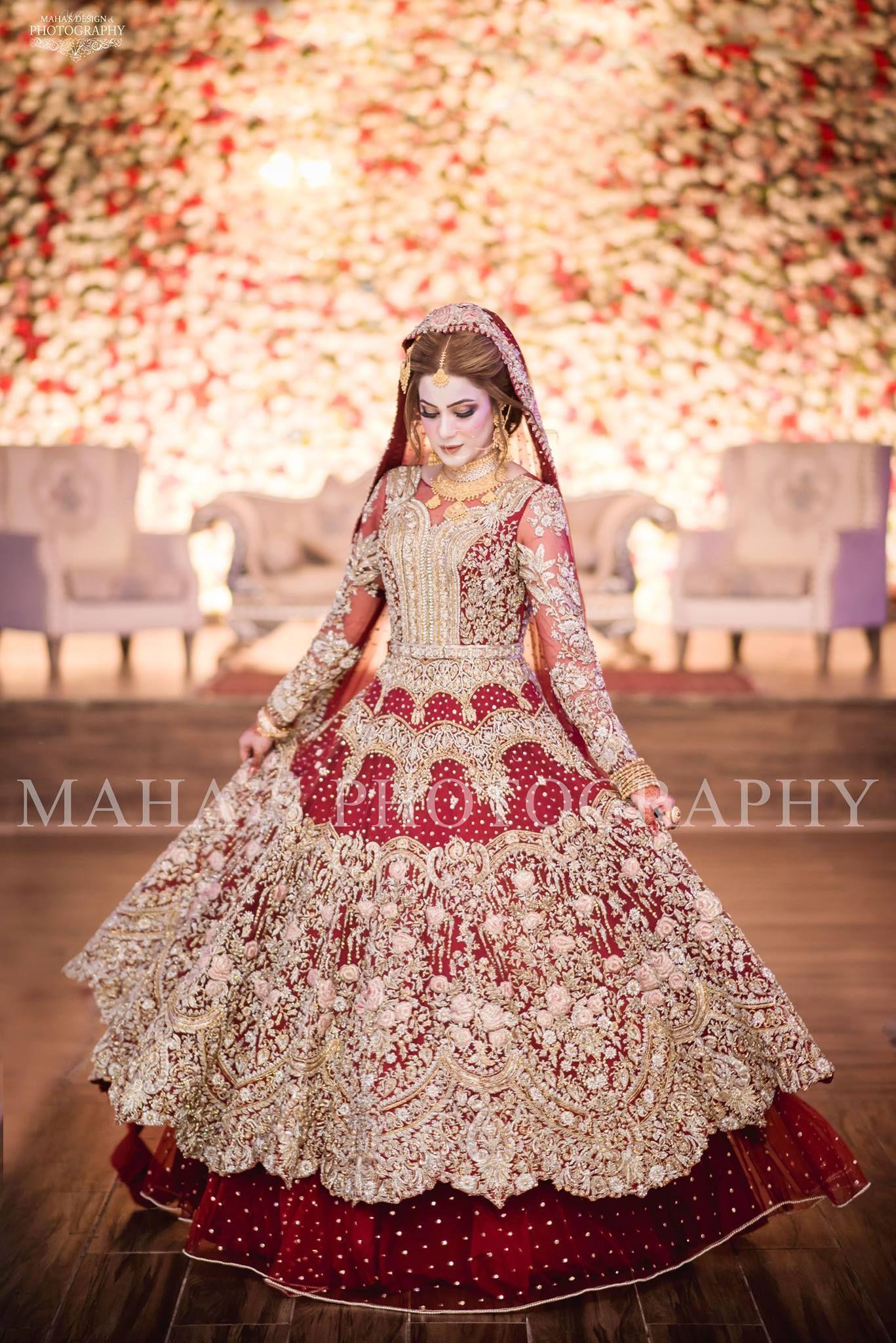 Dulhan Bridal Dress In Beutifull Maronish Red Color Model B 1790 Bridal Dresses Pakistan Red Bridal Dress Latest Bridal Dresses [ 2048 x 1367 Pixel ]
