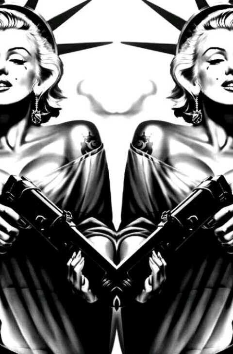marilyn monroe Badass wallpaper iphone, Marilyn monroe
