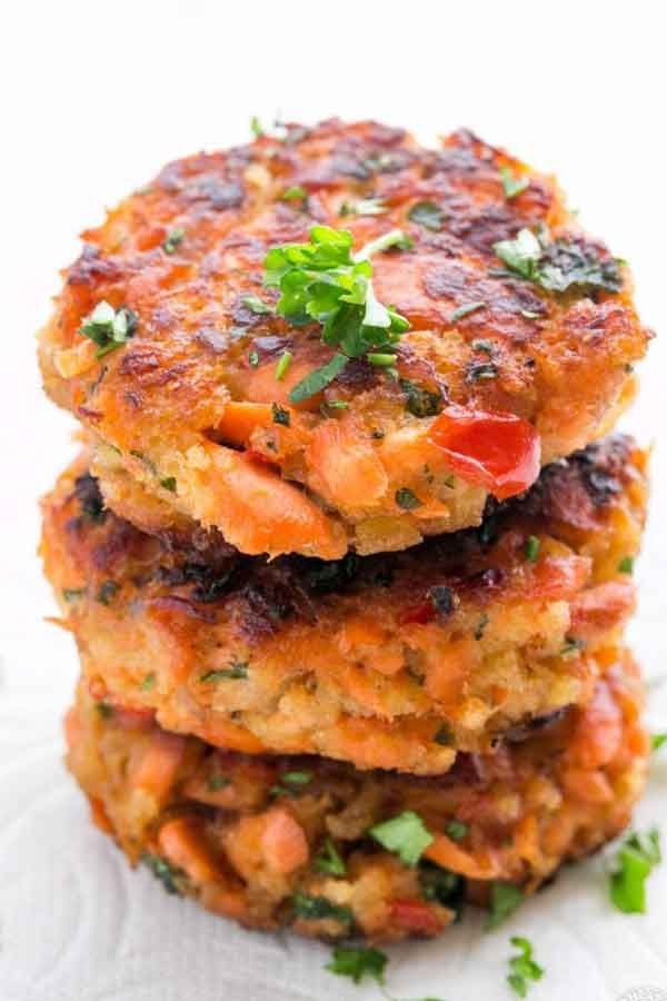 Salmon Cakes #salmonpatties