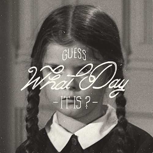 """""""What day is it?"""""""