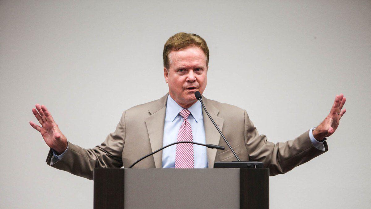 The former Virginia senator wants to run for president as a Democrat. He's got some 'splainin' to do.