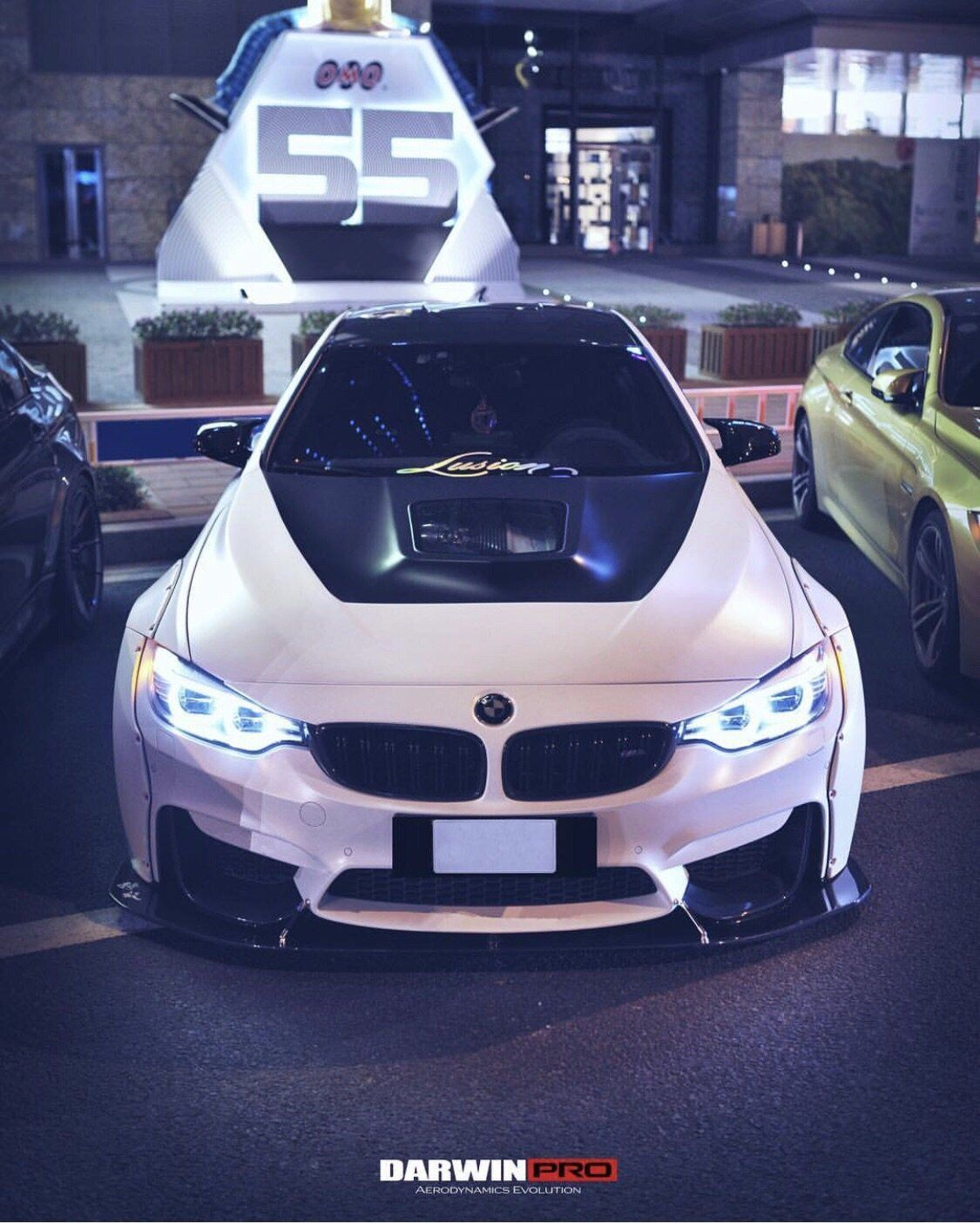 DarwinPRO BMW F80 M3 / F82 M4 IMP Style Carbon Fiber Hood