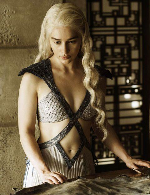 Emilia Clarke: A Visual Appreciation | Clarke game of thrones ...