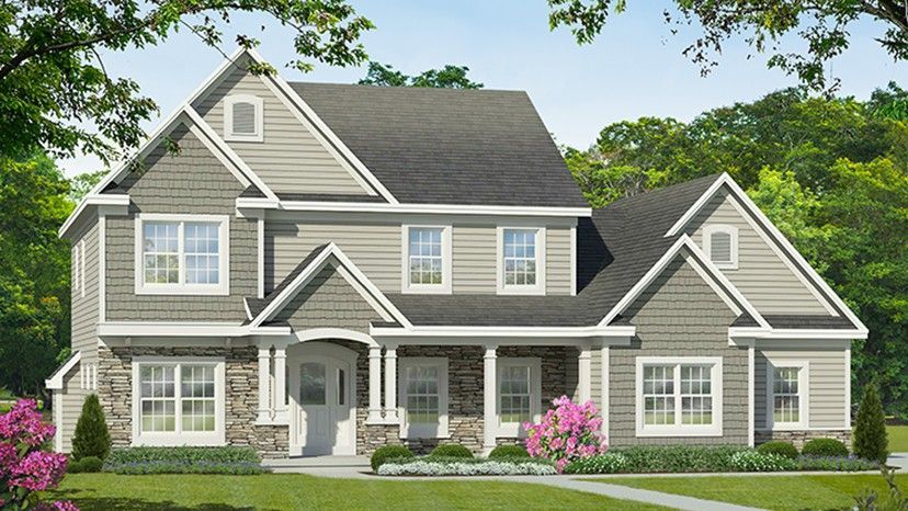 Home Plan HOMEPW77794 - 2286 Square Foot, 3 Bedroom 2 Bathroom Traditional Home with 2 Garage Bays | Homeplans.com