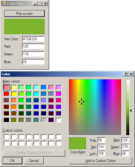 Hex Color Picker Color Pickers Color Picker Bar Chart Collage
