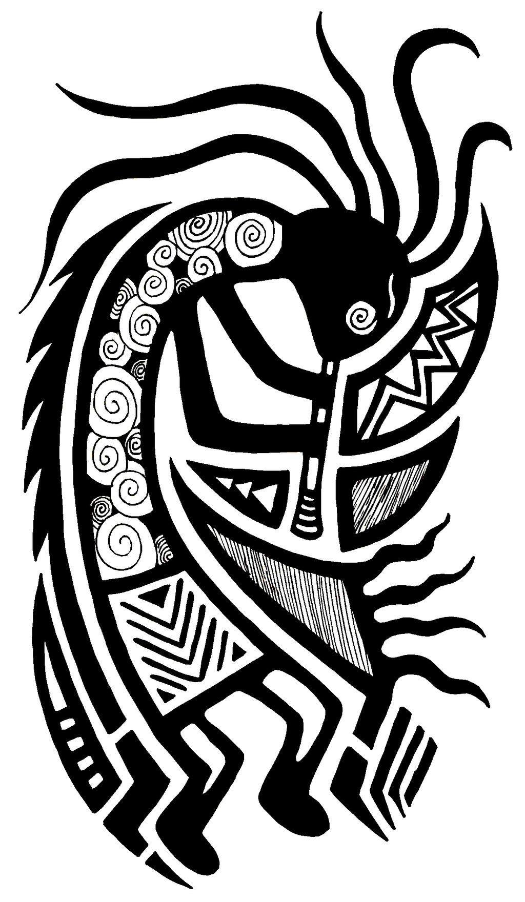Kokopelli By Louisecampbell On Deviantart Kokopelli Art Kokopelli Tattoo Native American Art