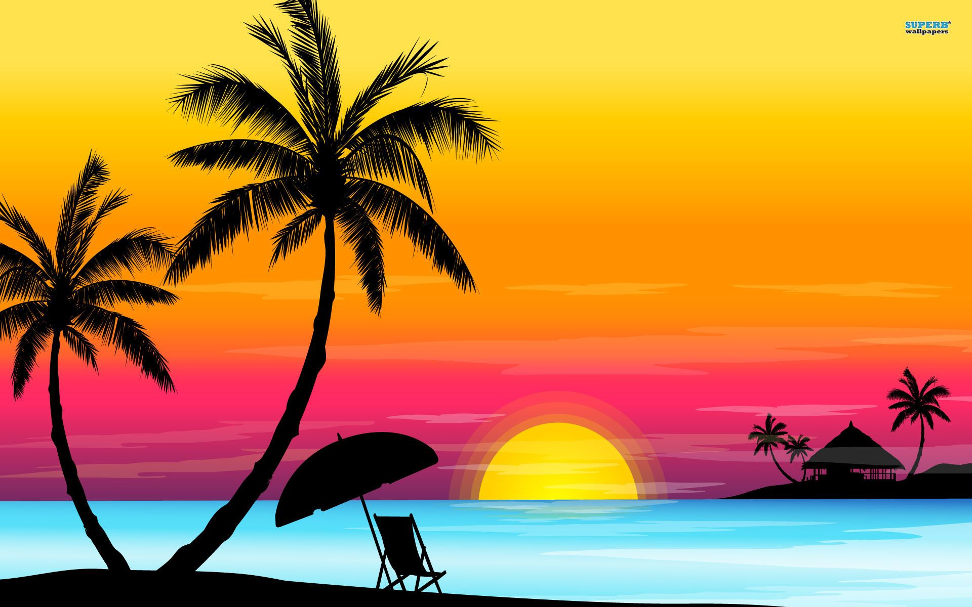 sunset beach background clipart gracy pinterest background rh pinterest com clip art sunset images clipart sunset border