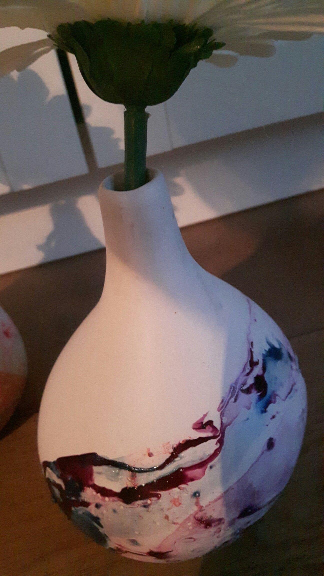 Marmer Efect Door Nagellak Knutselen Kleurplaten