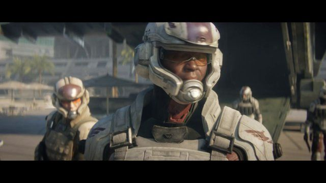 Halo 4 Ending Outro Cinematic Halo Fictional Characters