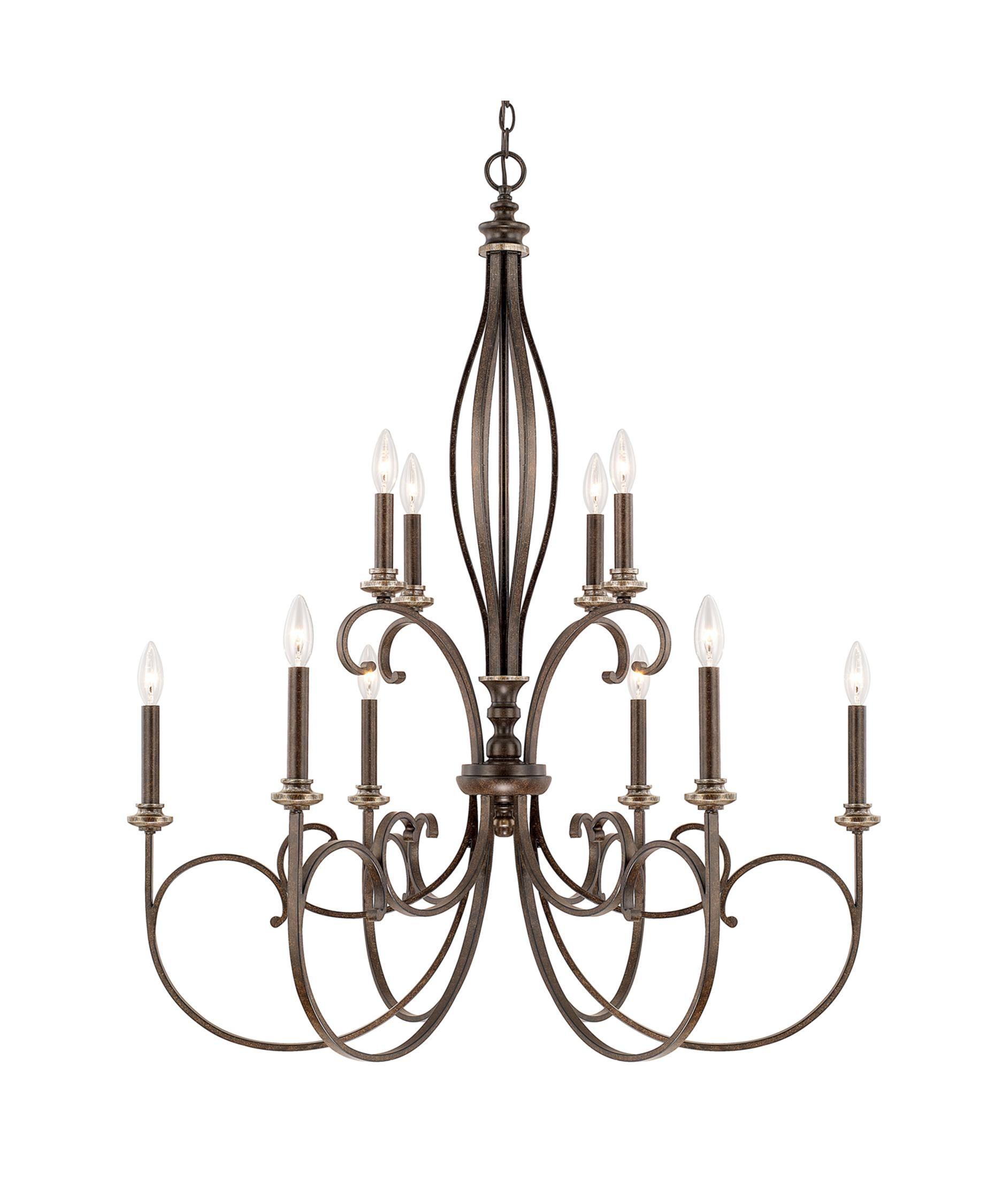 capital lighting 418701 kingsley 36 inch chandelier lighting