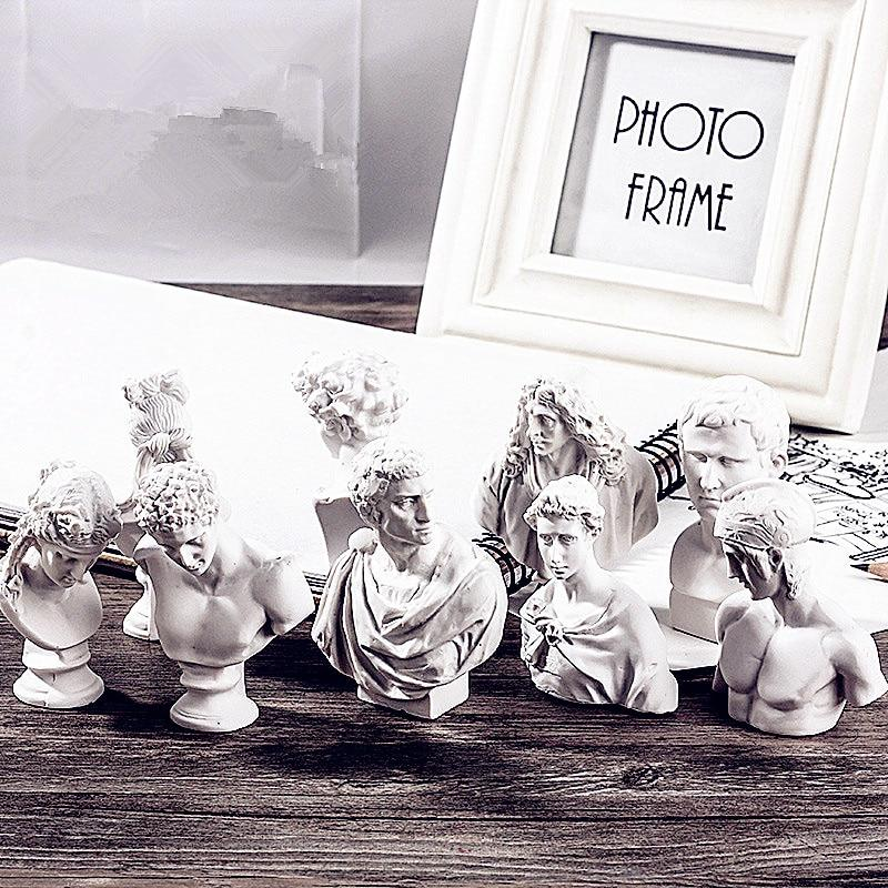 10pc / Ares, but Agrippa Painting Giuliano de 'Medici Junius Brutus Resin Statues#10pc #agrippa #ares #brutus #giuliano #junius #medici #painting #resin #statues