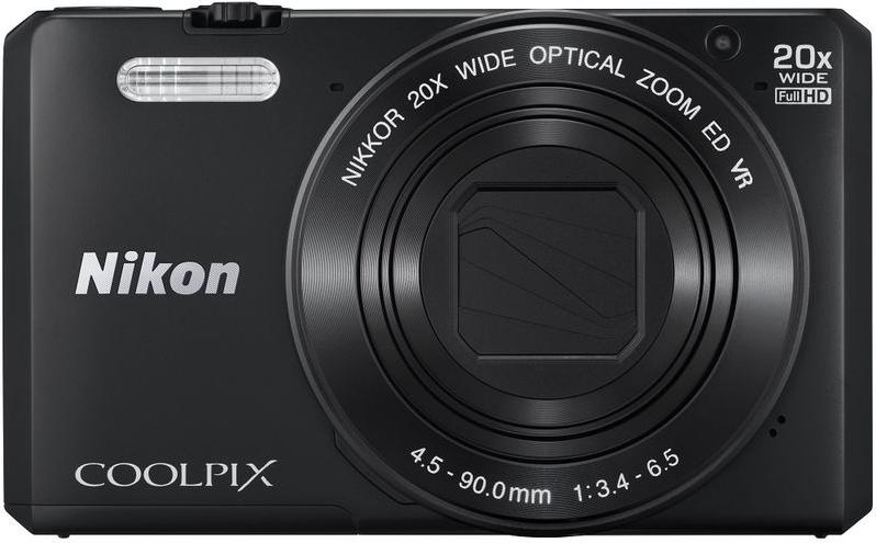 Digitale camera ▪ Compactcamera ▪ 16 Megapixels ▪ Optische zoom: 20x ▪ Ingebouwde flitser ▪ Autofocus ▪ Schermgrootte: 3 inch ▪ Afmetingen (B x D x H): 98,8 x 27,4 x 60 mm