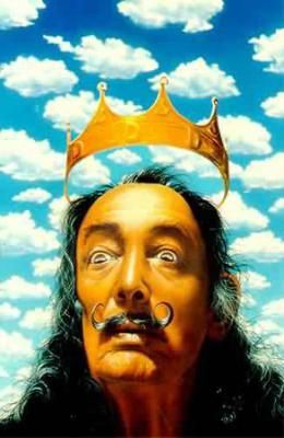 Dali Self-portrait | Salvador Dali | Pinterest | Salvador dali ...
