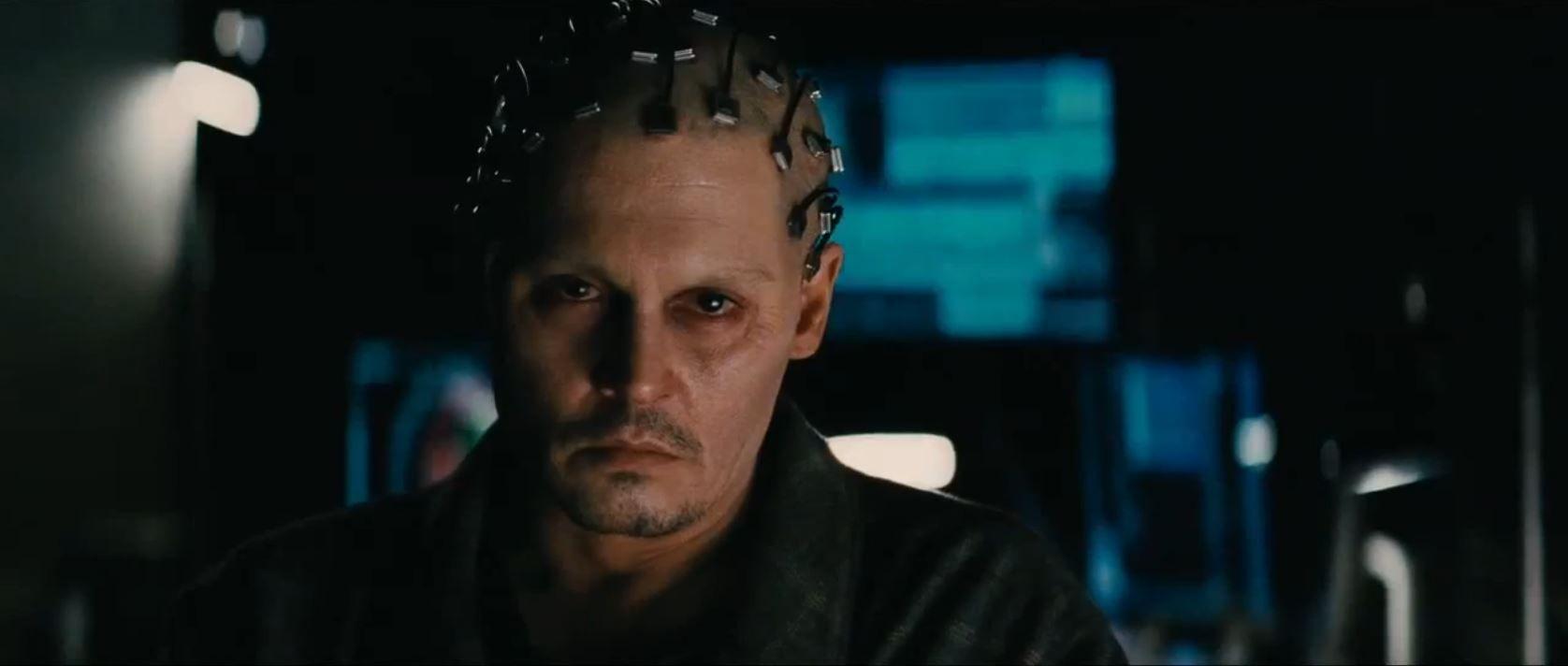 The Creator - Dr. Will Caster | Johnny depp. Reboot movie. Johnny depp fans