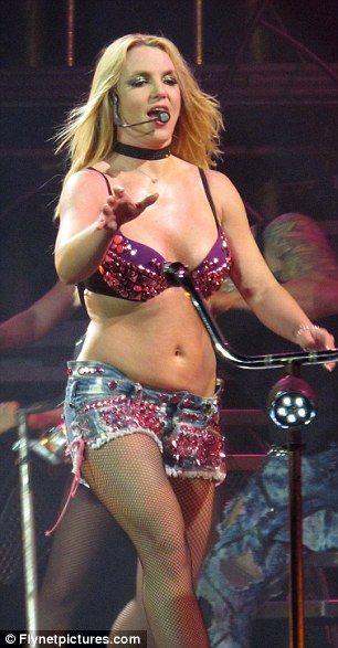 Britney cum trainer info