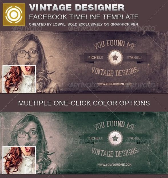 Premium and Free Facebook Timeline Cover Templates Graphic - free profile templates