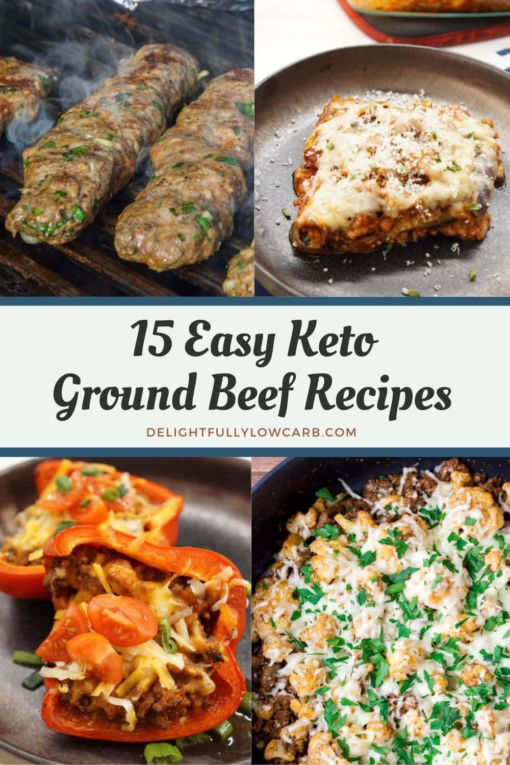 Ground Beef Can Be A Great Low Carb Ingredient When You Aren T Sure What To Make For Dinner It S A Reall In 2020 Beef Recipes Ground Beef Recipes Beef Recipe Low