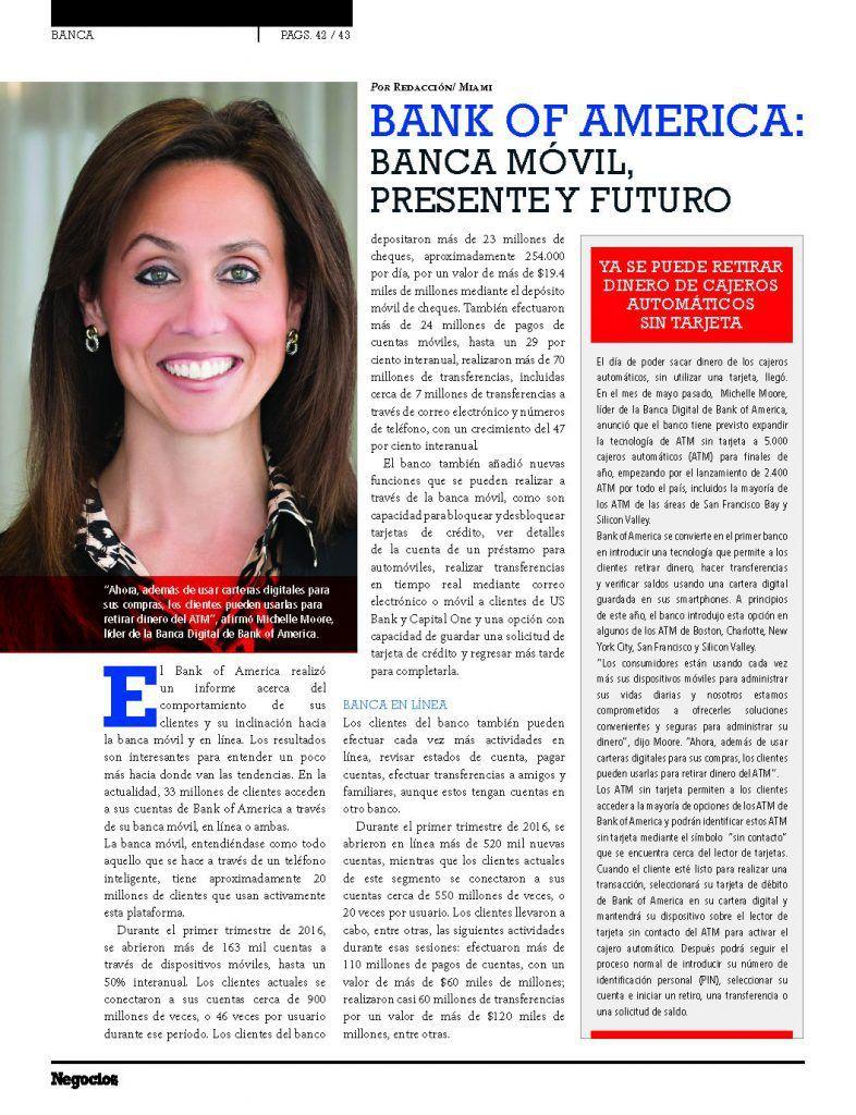 banca movil bank of america