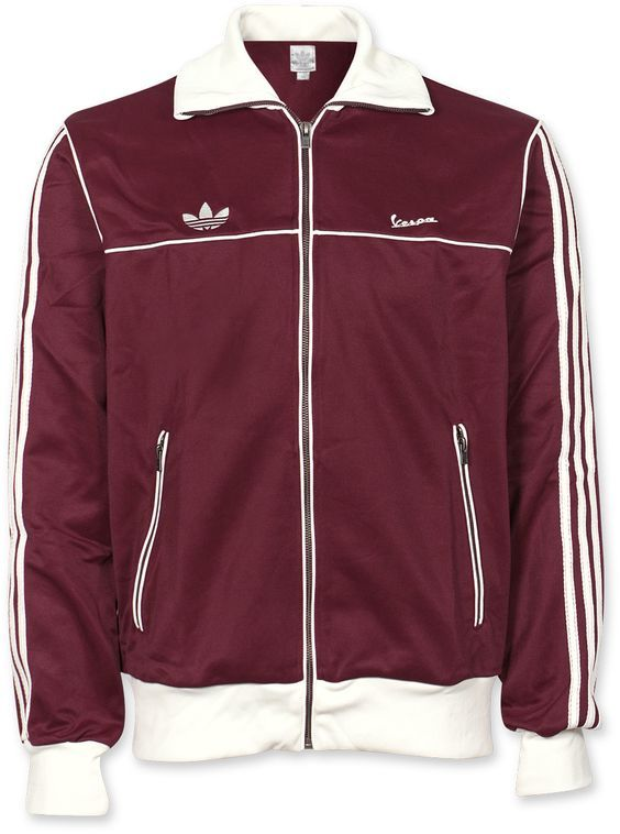 half off 9cd68 83a9b Adidas vespa jacket