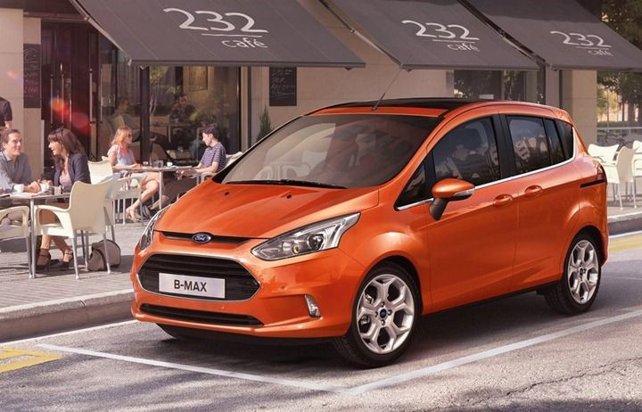 Ford B Max Ka Maybe Launched In India Small Cars Car Ford