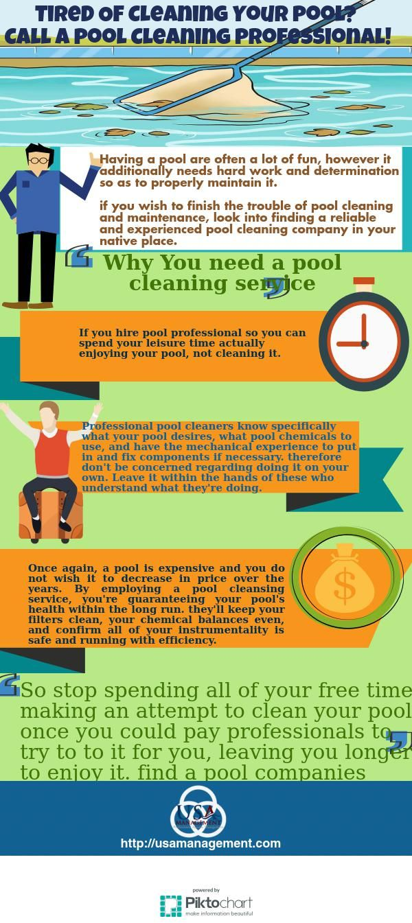 pool cleaner company. USA Management Is The Best Swimming Pool Services Provider Offers All Cleaning Over Cleaner Company