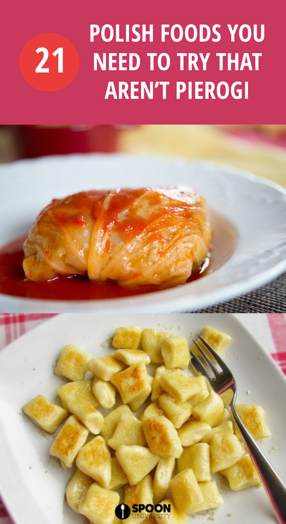 21 Polish Foods You Need to Try That Aren\u0027t Pierogi
