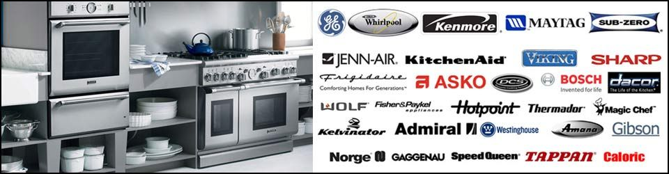 Appliance Repair In Pasadena We Provide Home And