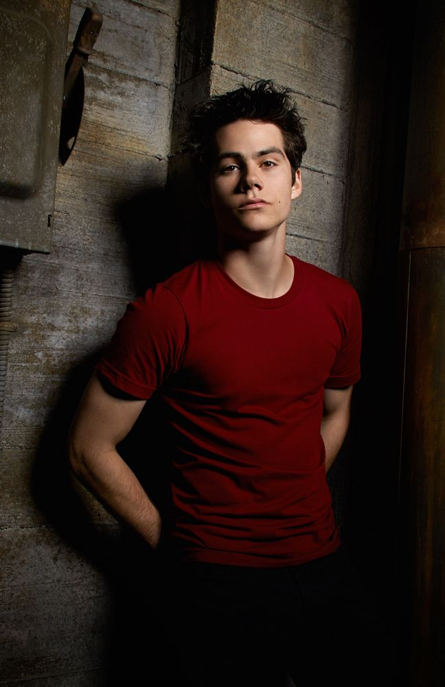 Raise your hand if you watch Teen Wolf and you can't get enough Stiles!