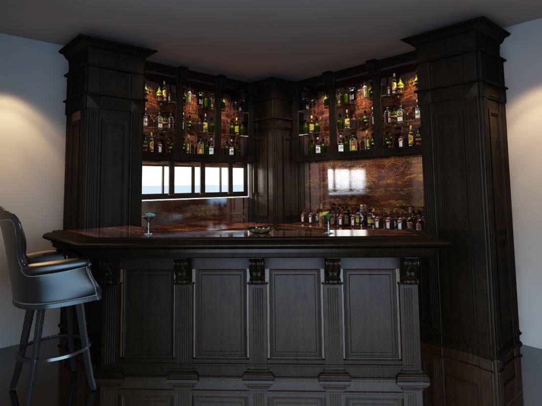 C mo dise ar tu bar en casa 7 tips fant sticos bar Como disenar tu casa