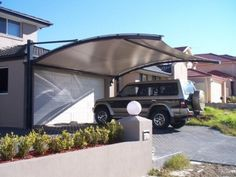 Retractable Awning Driveway Google Search Carport Shade