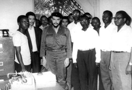 Image result for Che in Angola
