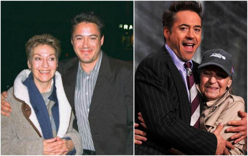 The Wealthy Hunk Robert Downey Jr. and his troubled birth ... Allyson Downey, Robert Downey