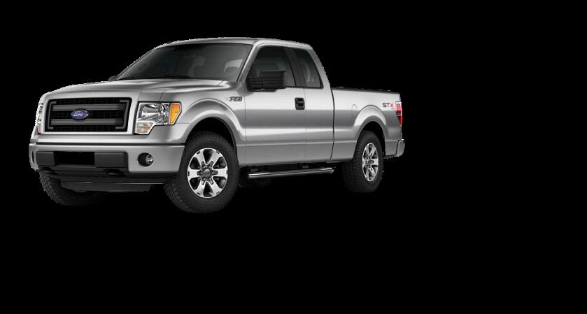 New 2013 Ford F150 STX (Silver Truck) Charleston Used