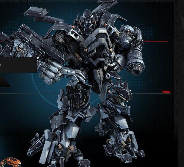 Ironhide - Voyager Class - Reflector @ TFW2005