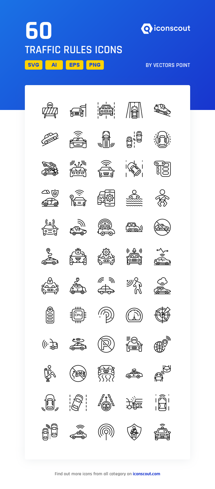 Download Traffic Rules Icon Pack Available In Svg Png Eps Ai Icon Fonts Icon Icon Pack Traffic