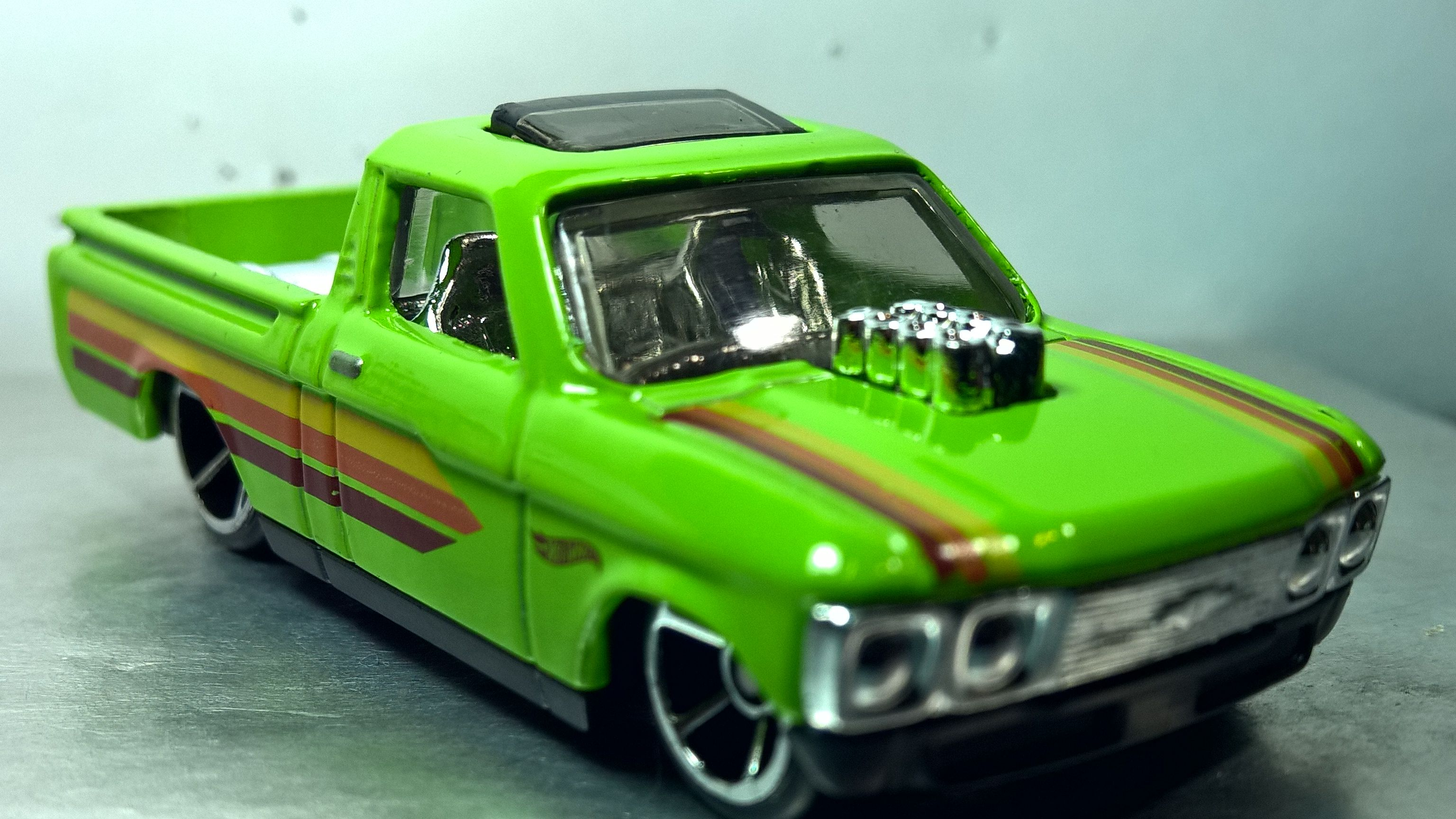 Hot Wheels Custom 72 Chevy Luv Hw Hot Trucks 2019 Hot Wheels