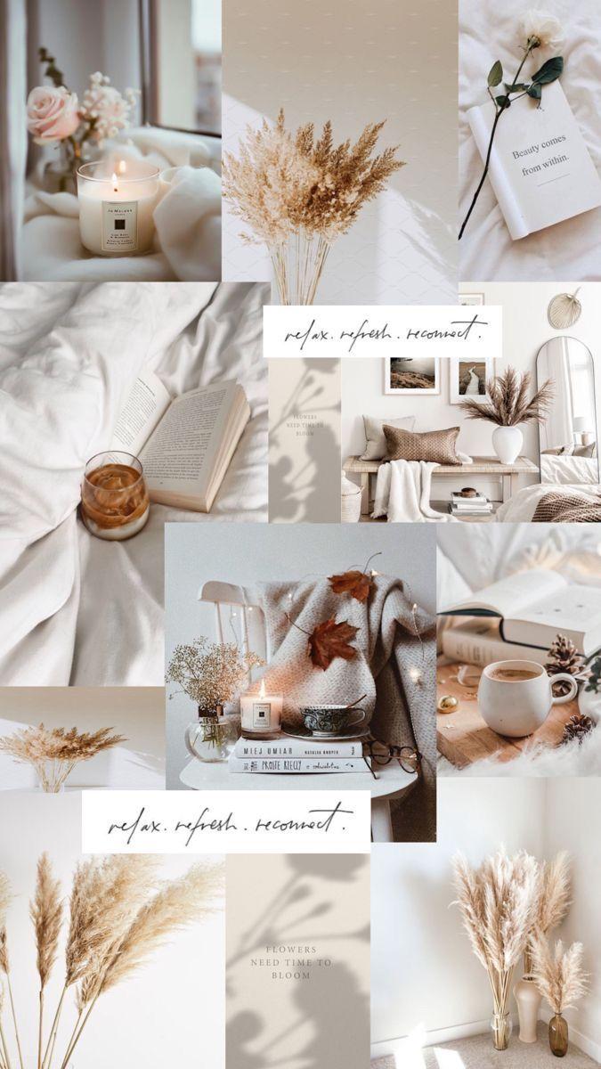 Cozy aesthetic ☕️
