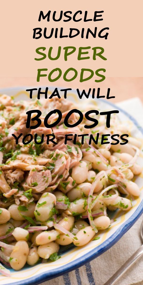 Muscle building super foods that will boost your fitness the saying food forumfinder Image collections