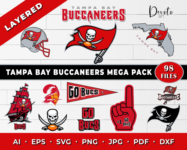 Tampa Bay Buccaneers Svg Buccaneers Logo Svg For Cricut Etsy In 2020 Tampa Bay Buccaneers Tampa Tampa Bay