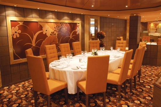 #MSCOrchestra #restoran L'Ibiscus