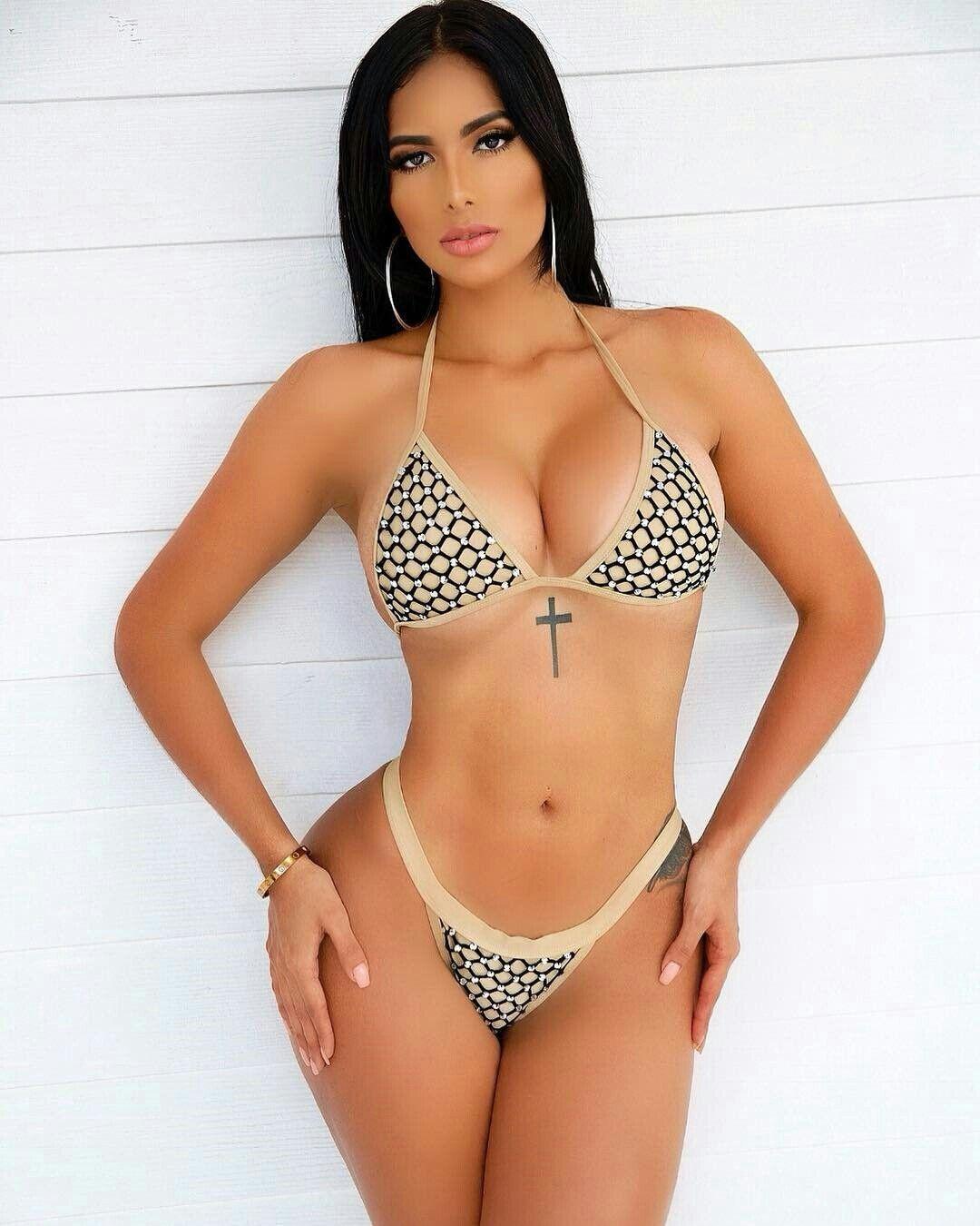 Chicas BikiniBella BikiniY Frente En Lenceria 0w8nPymNOv